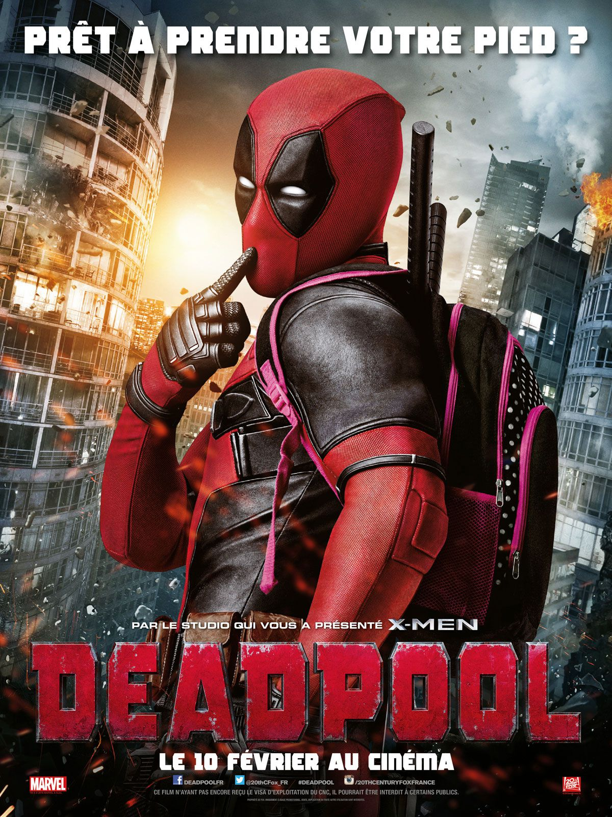 Deadpool - Film (2016)