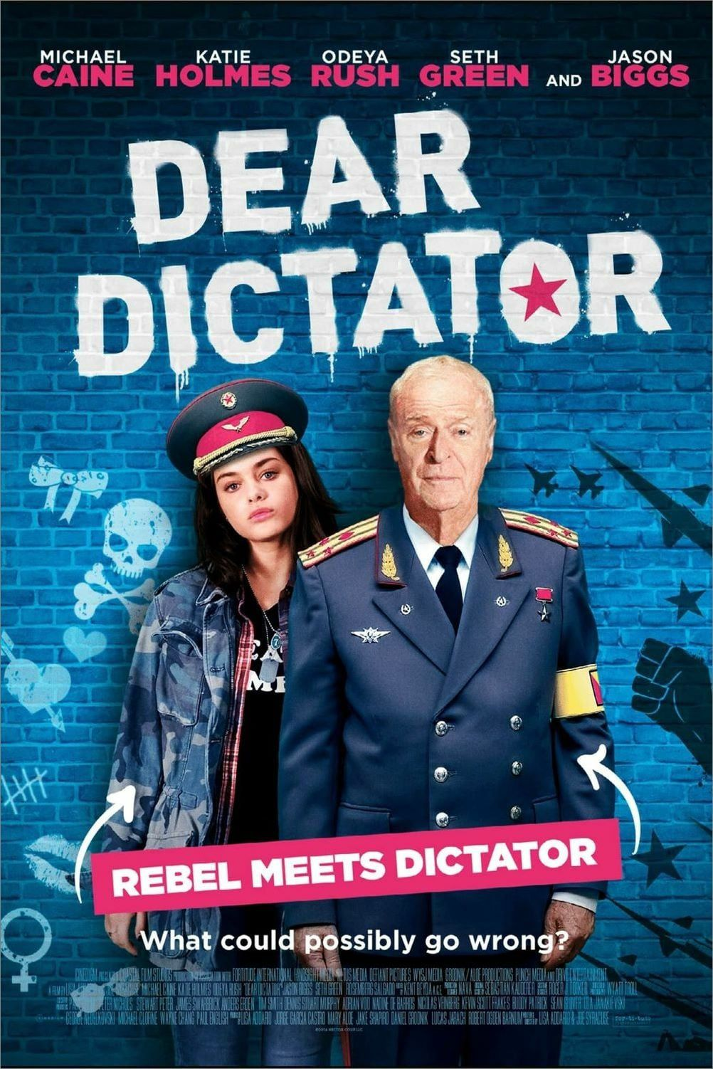 Dear Dictator - Film (2018)