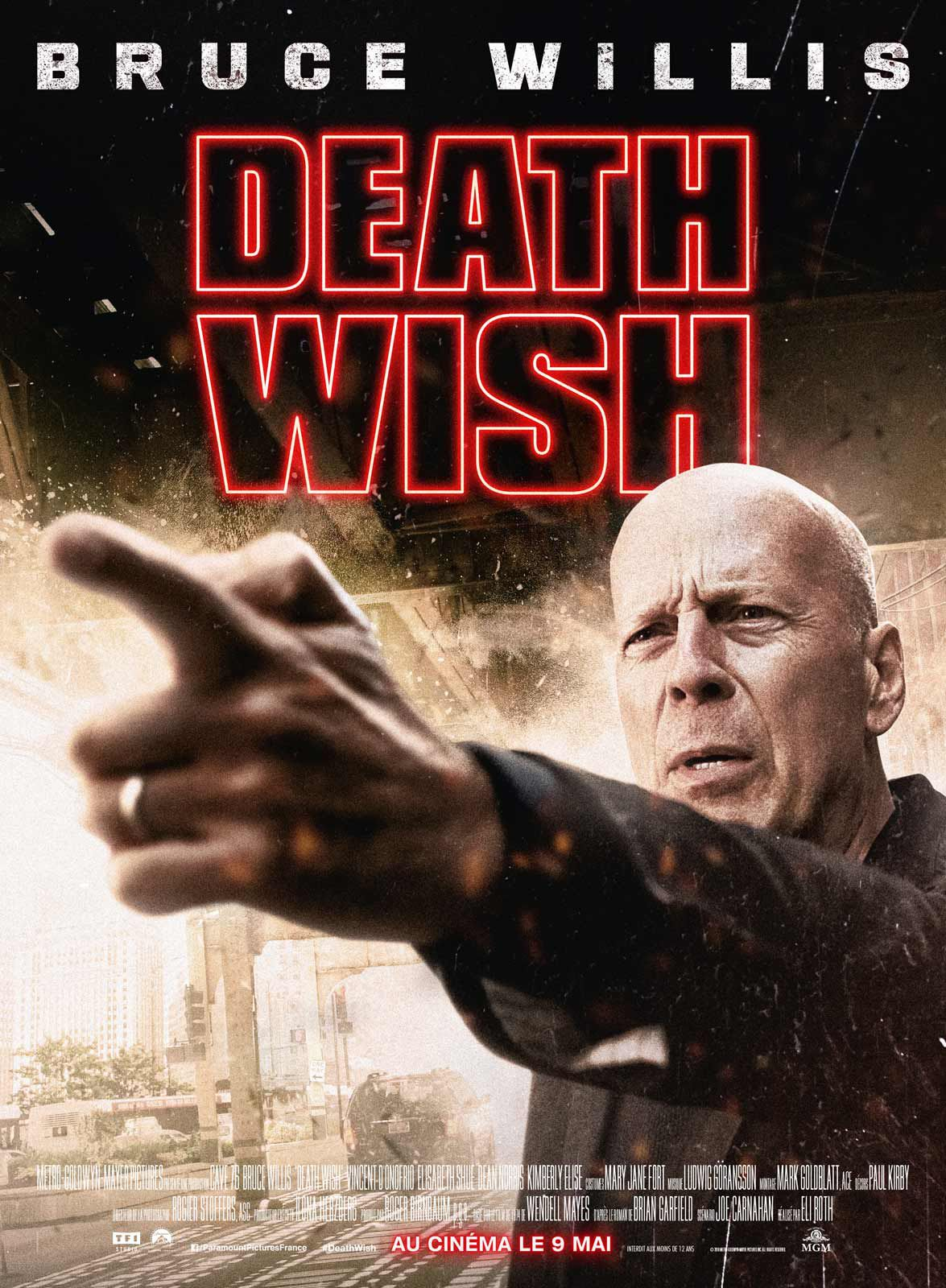 Death Wish - Film (2018)