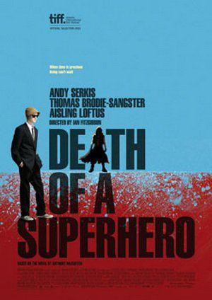 Death of a Superhero - Long-métrage d'animation (2012)