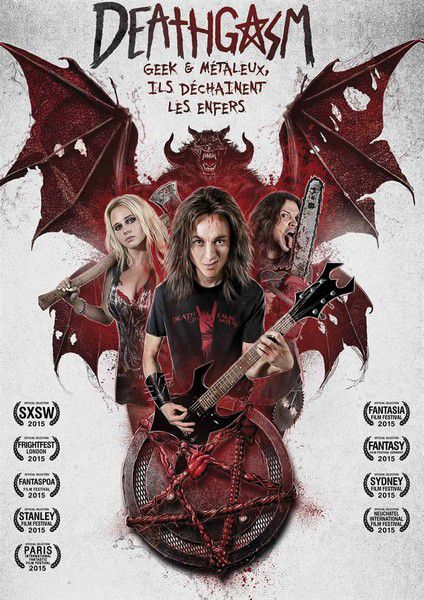 Deathgasm - Film (2015)