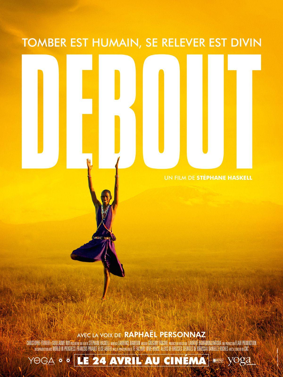 Debout - Documentaire (2019)