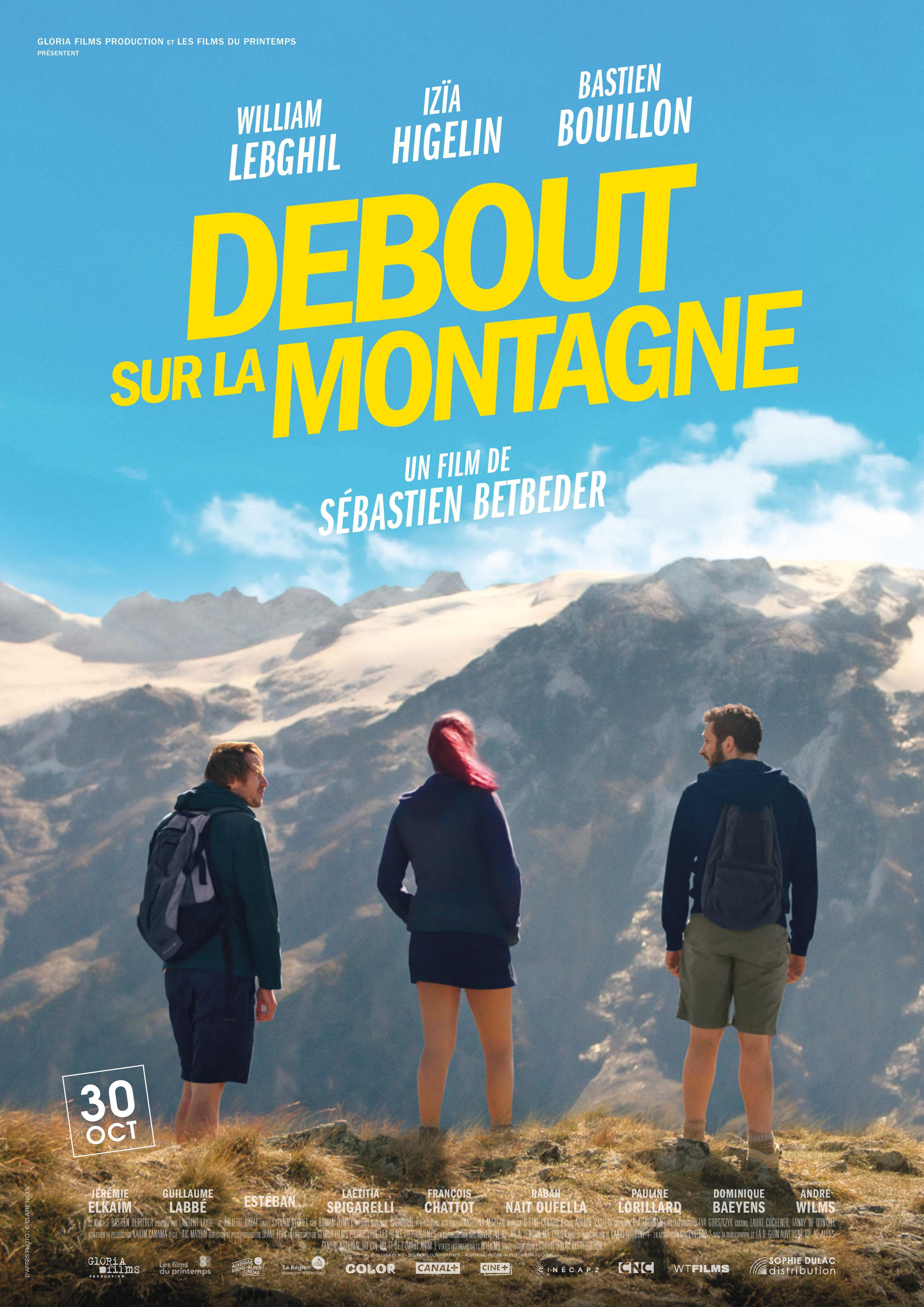 Debout sur la montagne - Film (2019)