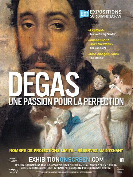 Degas : une passion pour la perfection - Documentaire (2018)