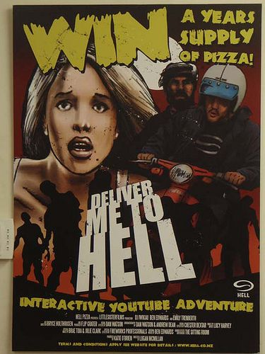 Deliver Me To Hell - Film (2010)