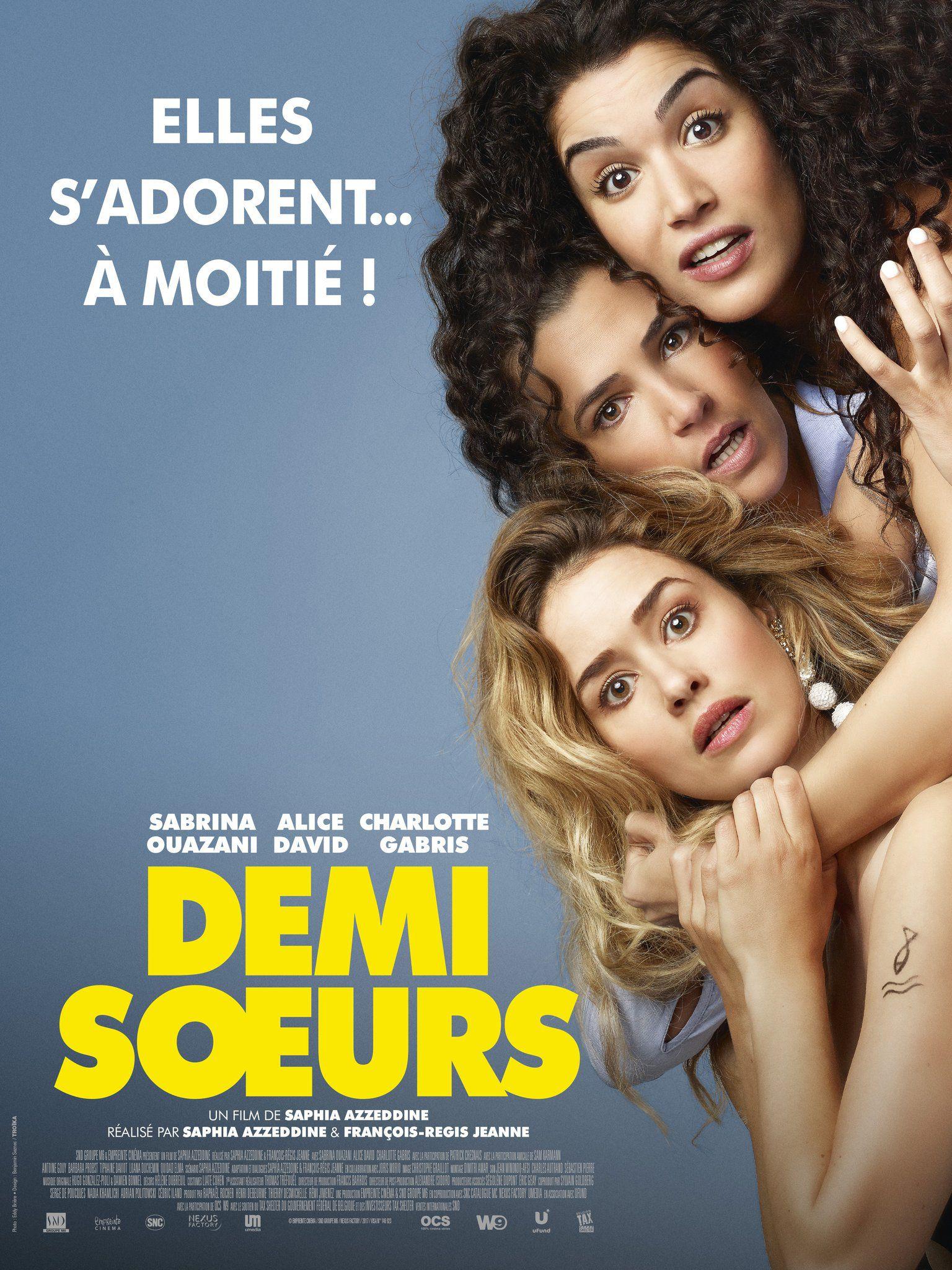 Demi-sœurs - Film (2018)
