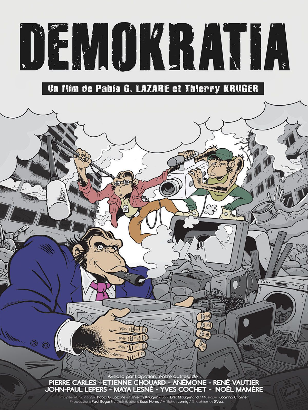 Demokratia - Documentaire (2015)