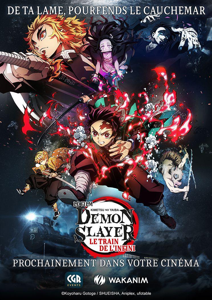 Demon Slayer : Le Train de l'infini - Long-métrage d'animation (2020)