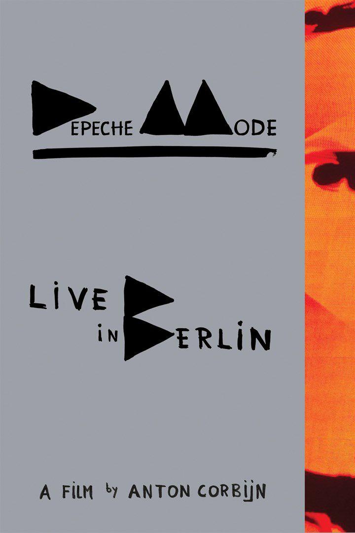Depeche Mode Live in Berlin - Documentaire (2014)
