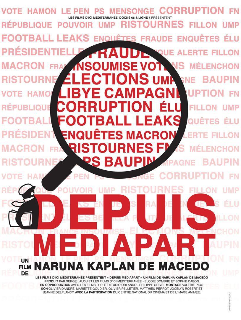 Depuis Mediapart - Documentaire (2019)