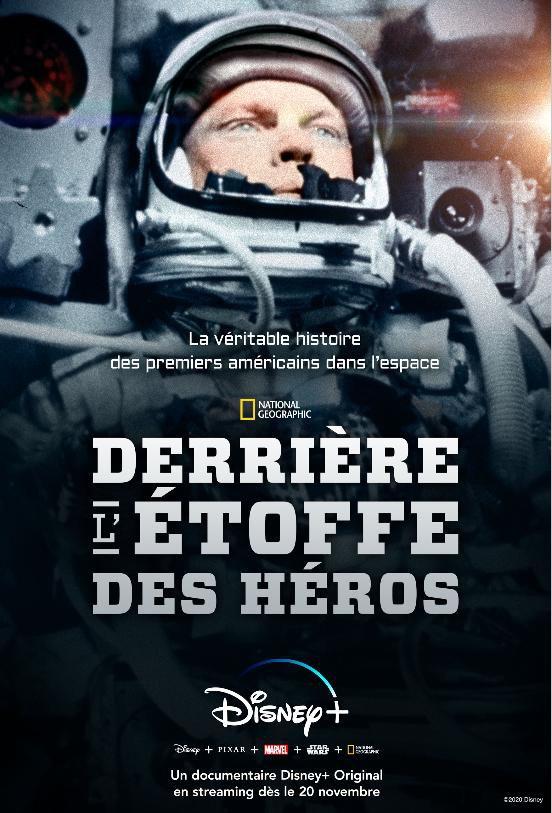 Derrière l'étoffe des héros - Documentaire (2020)