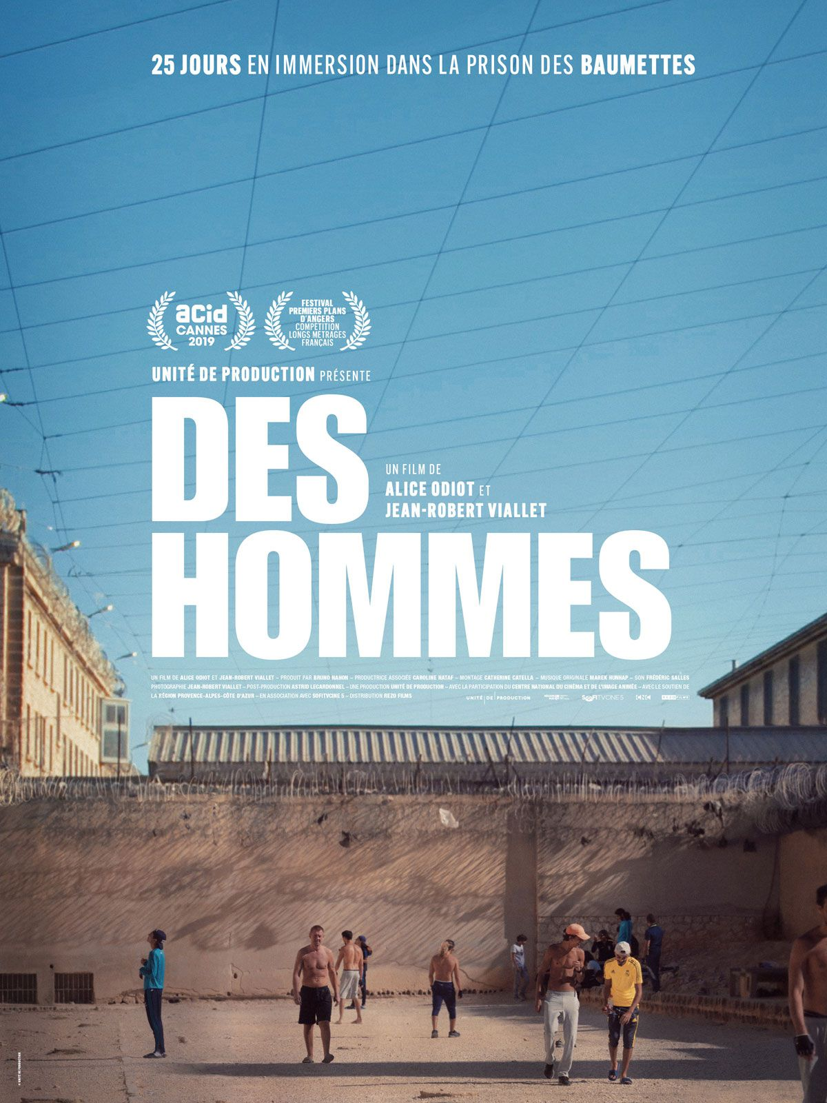 Des Hommes - Documentaire (2020)