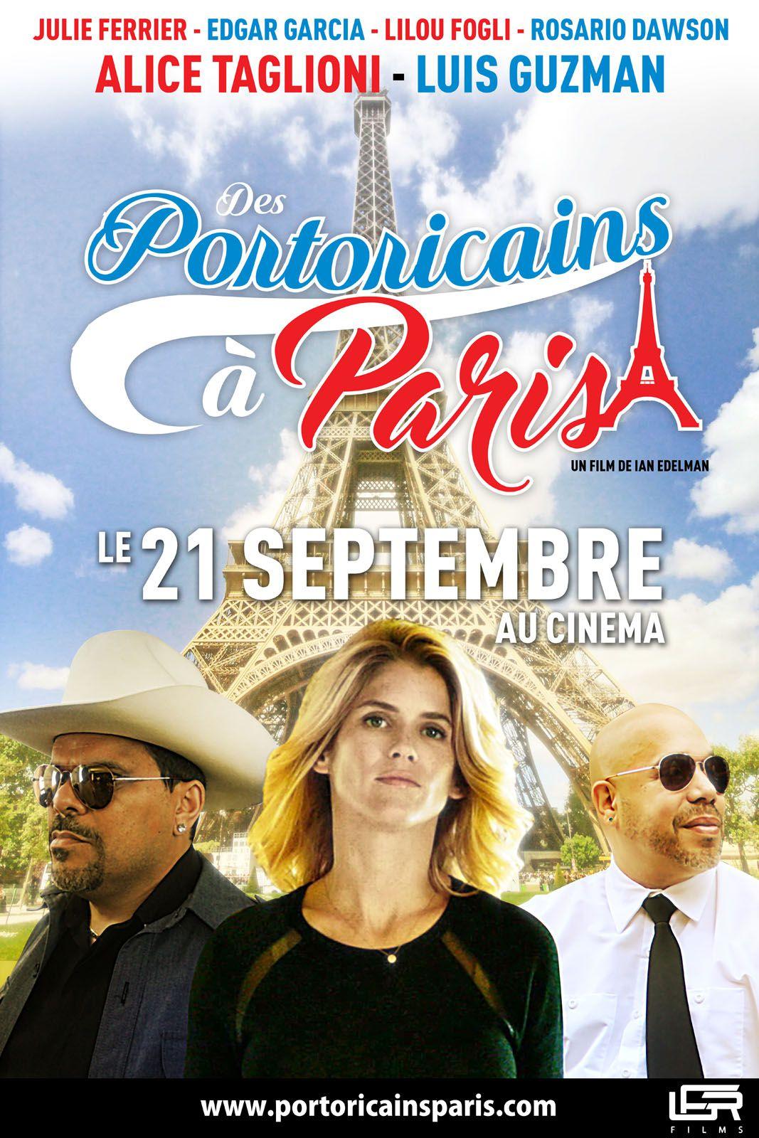 Des Portoricains à Paris - Film (2016)