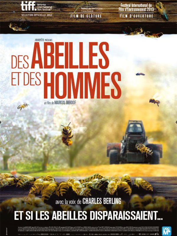 Des abeilles et des hommes - Documentaire (2013)