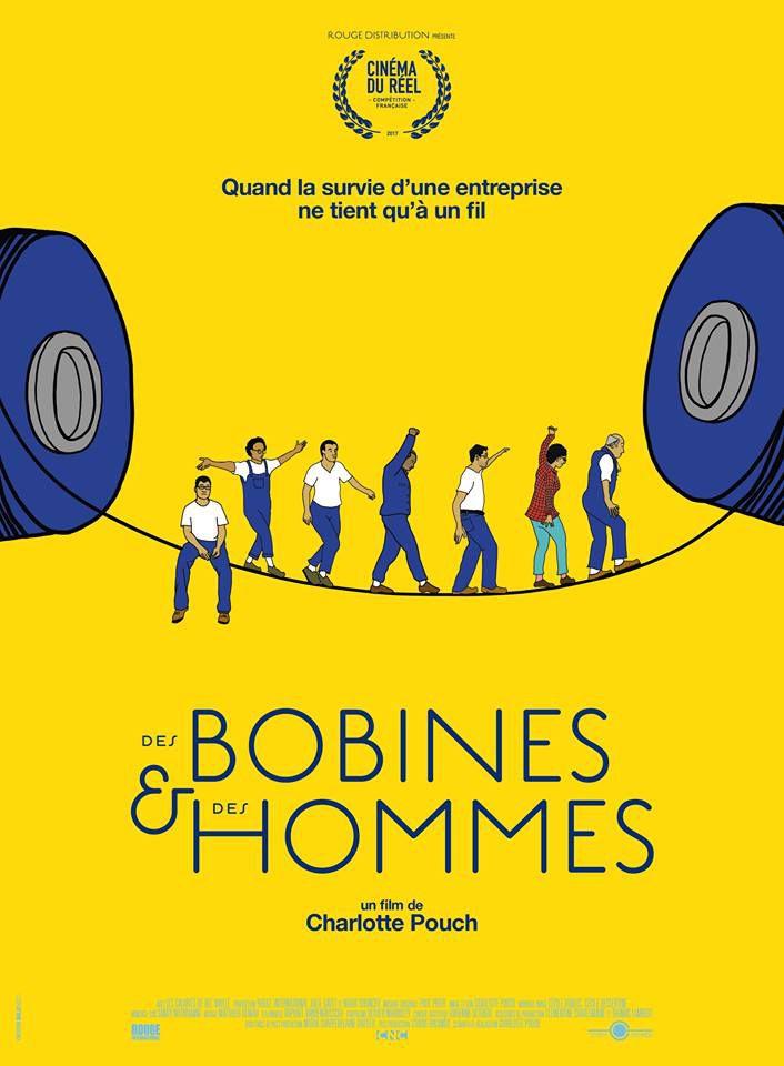 Des bobines et des hommes - Documentaire (2017)