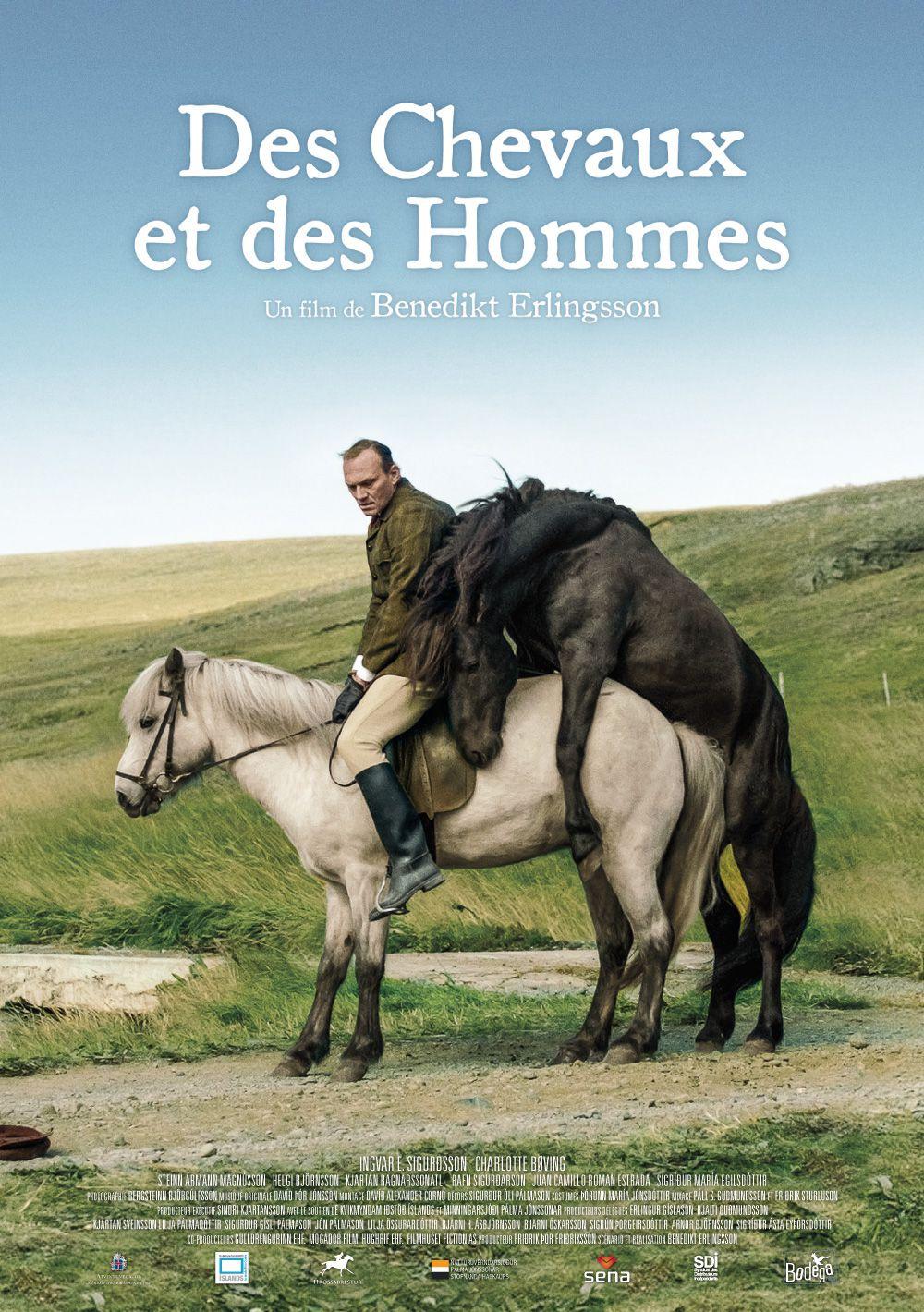 Des chevaux et des hommes - Film (2014)