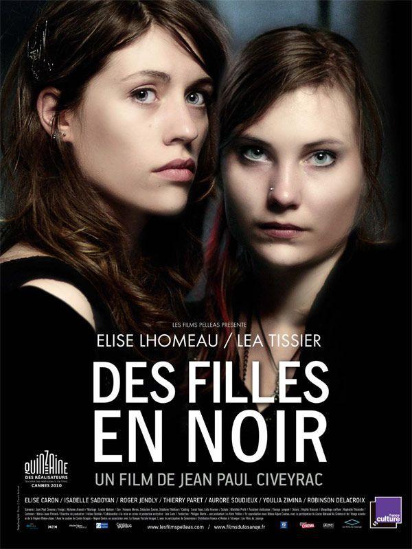 Des filles en noir - Film (2010)