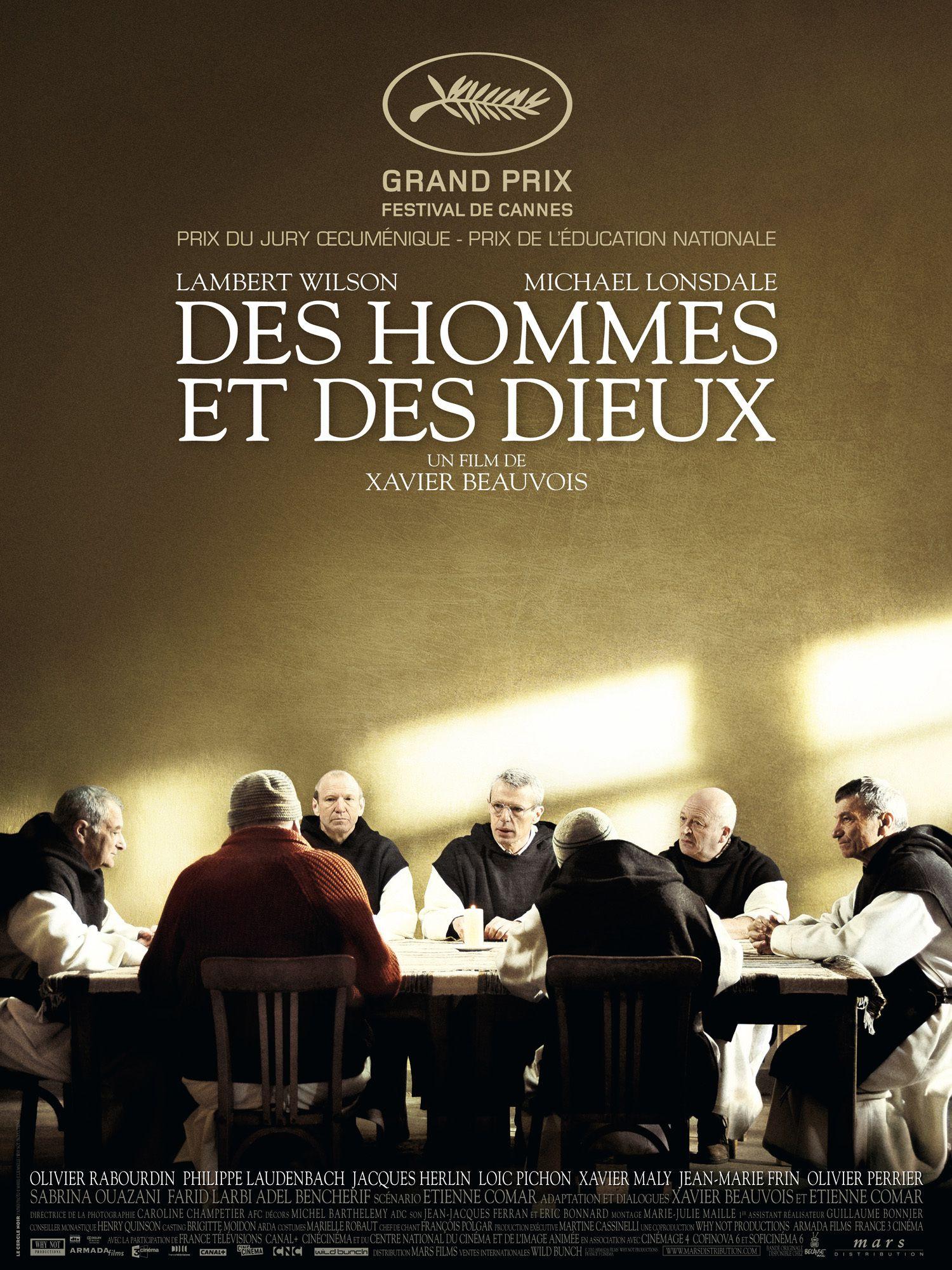 Des hommes et des dieux - Film (2010)
