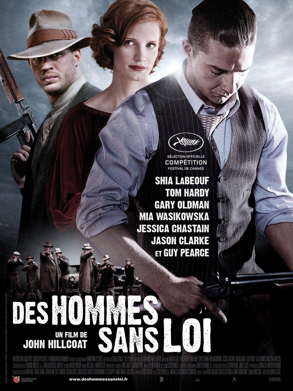 Des hommes sans loi - Film (2012)