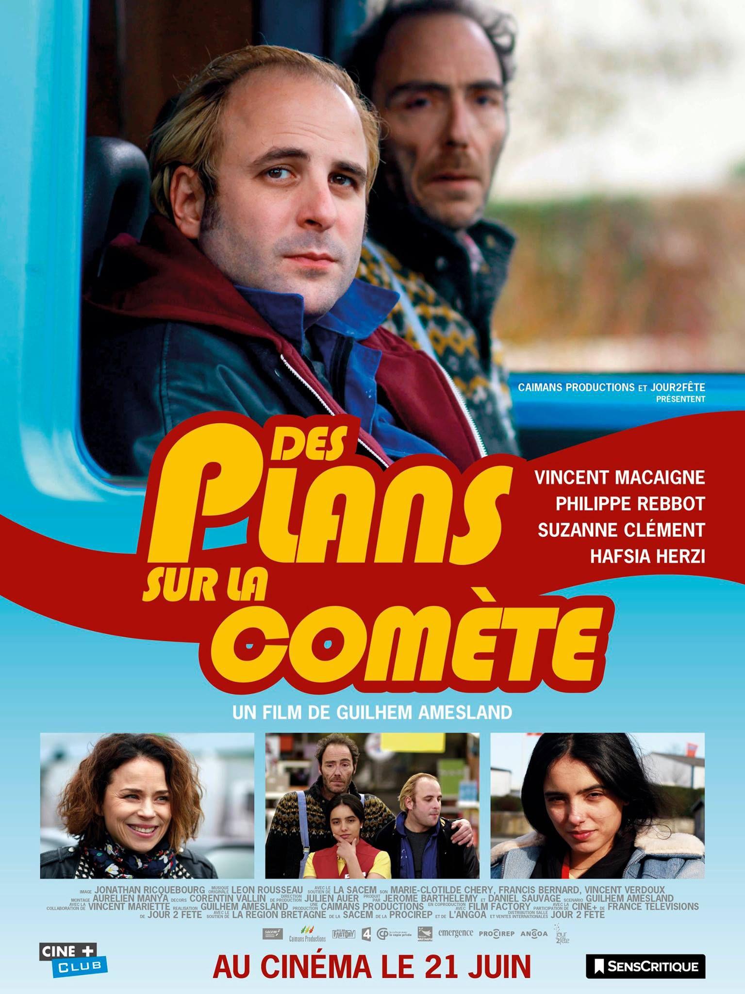 Des plans sur la comète - Film (2017)