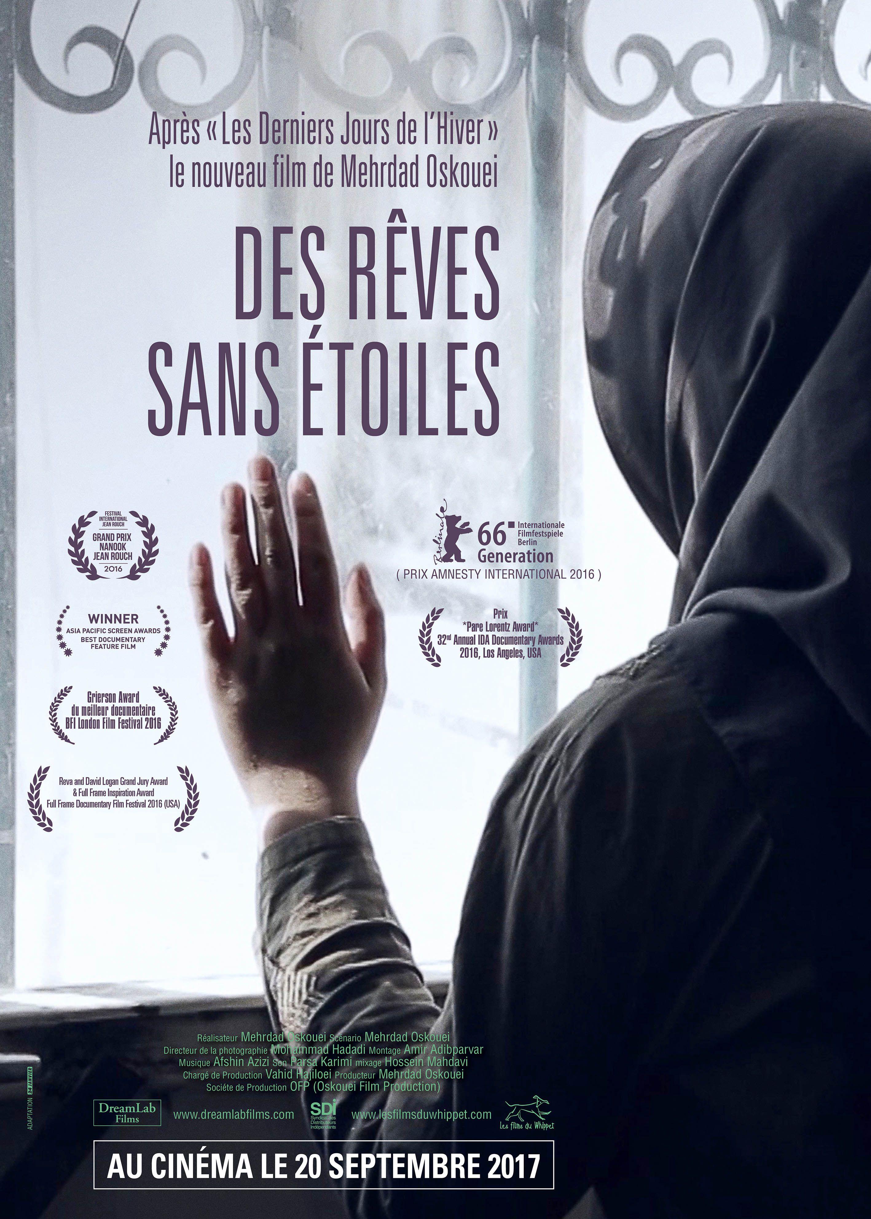 Des rêves sans étoiles - Documentaire (2017)
