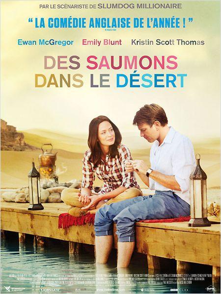 Des saumons dans le désert - Film (2012)