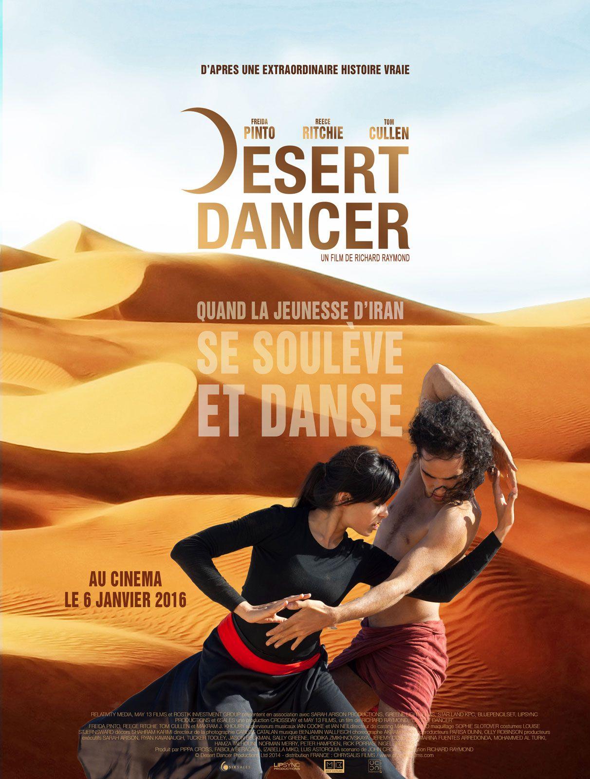 Desert Dancer - Film (2014)