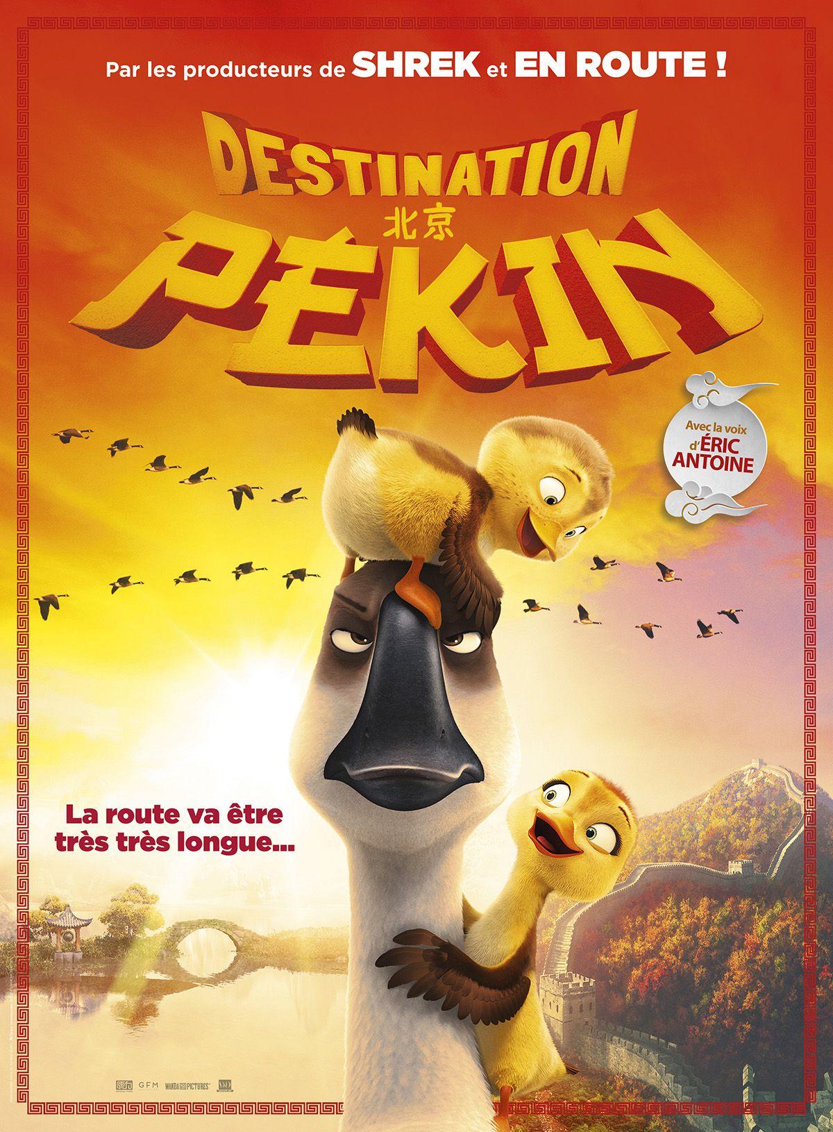 Destination Pékin ! - Film (2018)