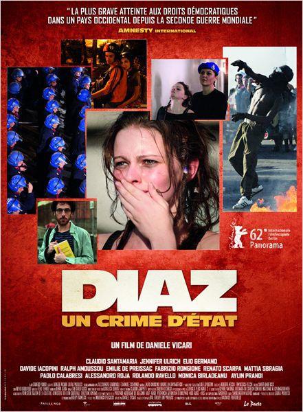 Diaz, un crime d'État - Film (2013)