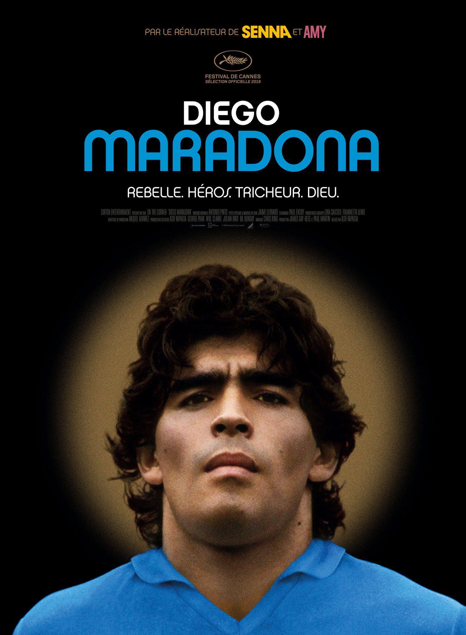 Diego Maradona - Documentaire (2019)
