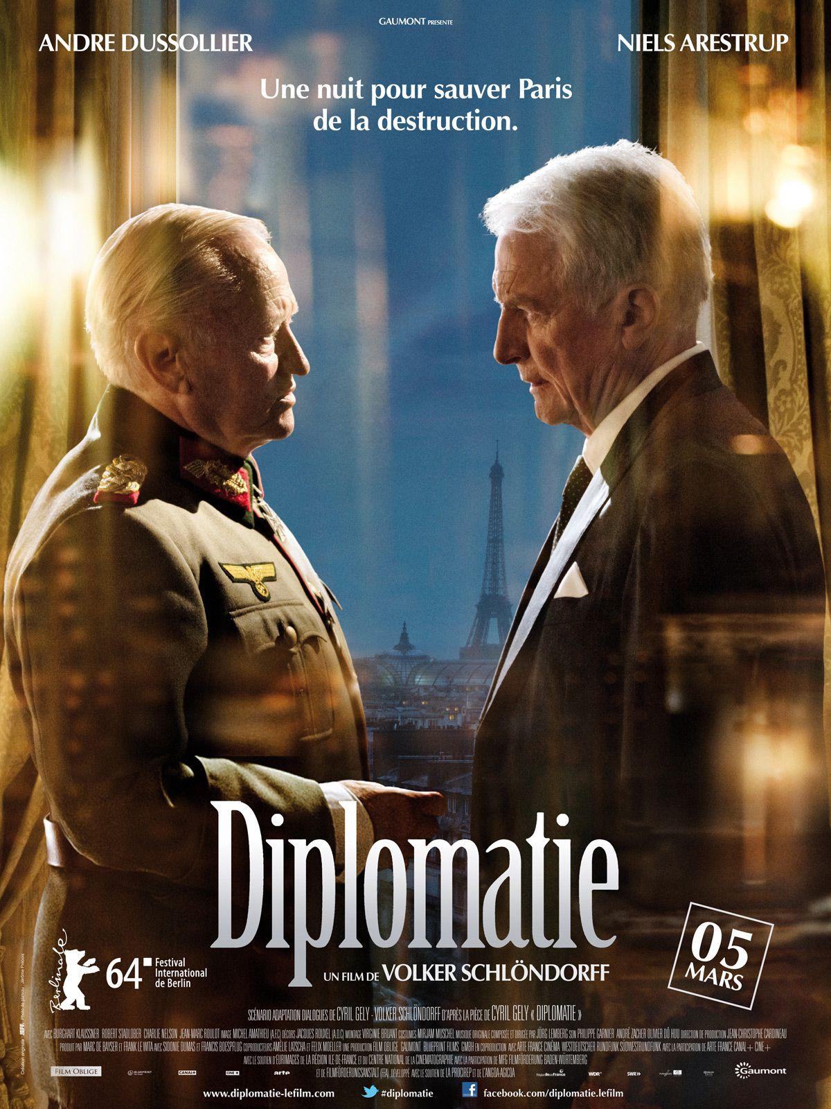 Diplomatie - Film (2014)