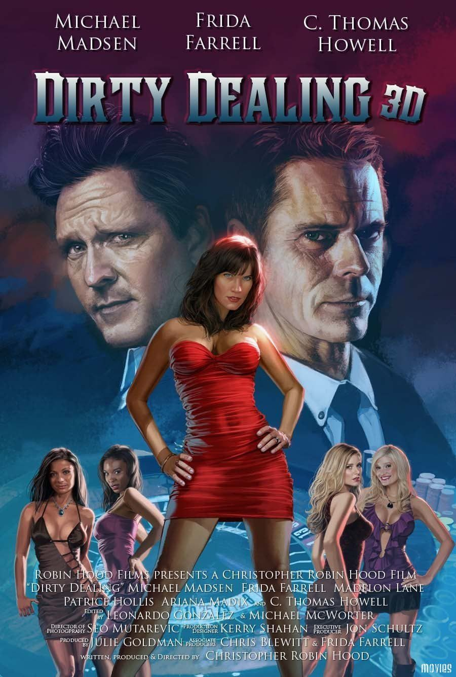 Dirty Dealing 3D - Film (2014)