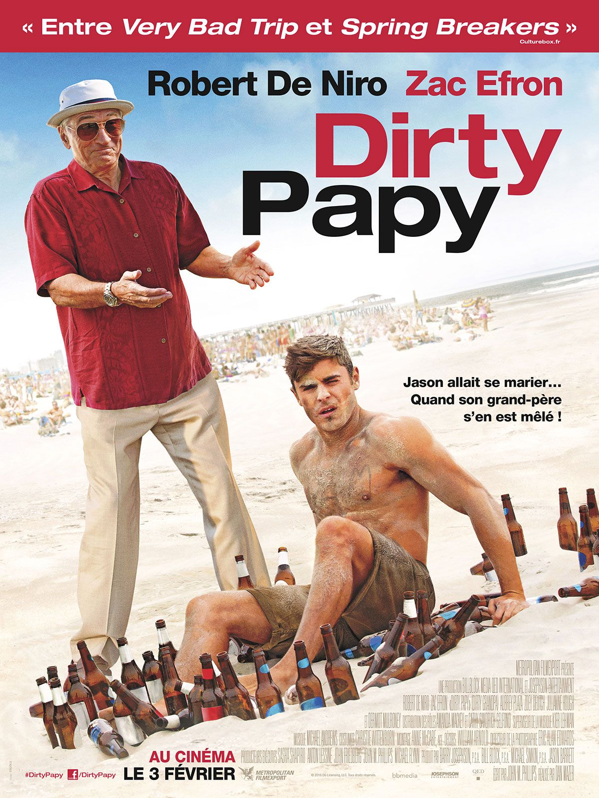 Dirty Papy - Film (2016)