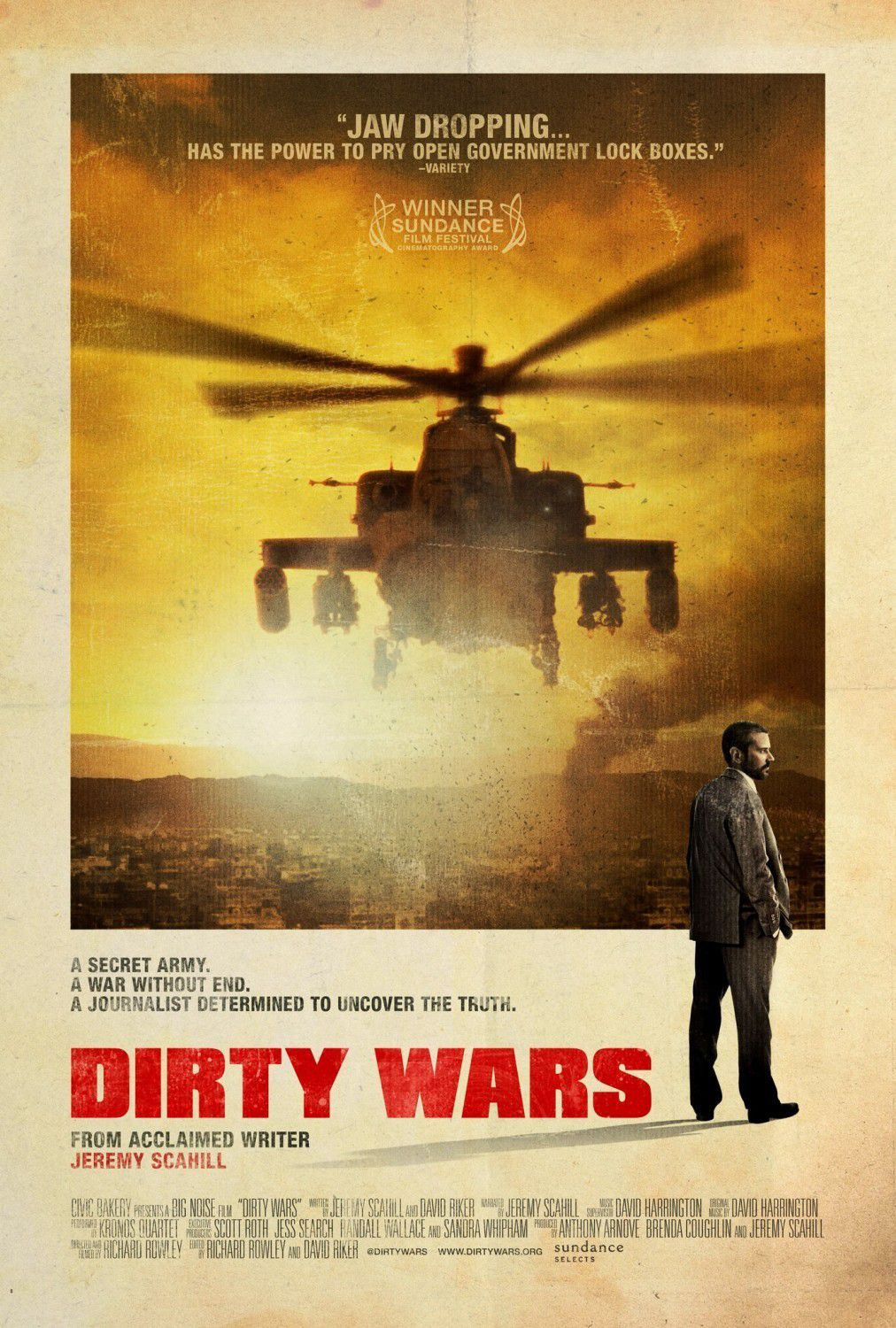 Dirty Wars - Documentaire (2013)