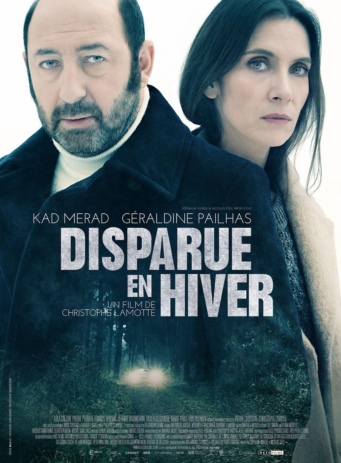 Disparue en hiver - Film (2015)