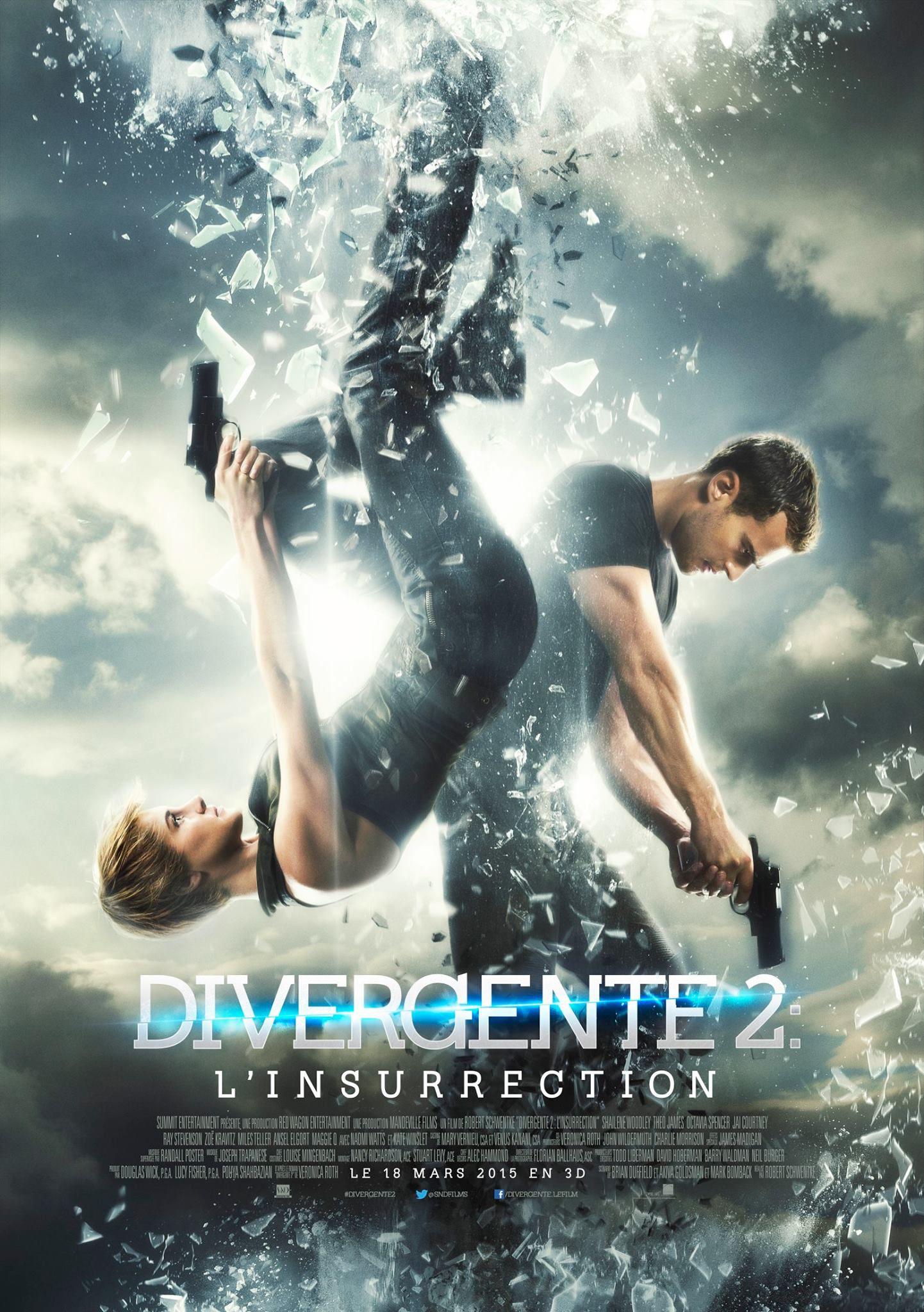 Divergente 2 : L'Insurrection - Film (2015)