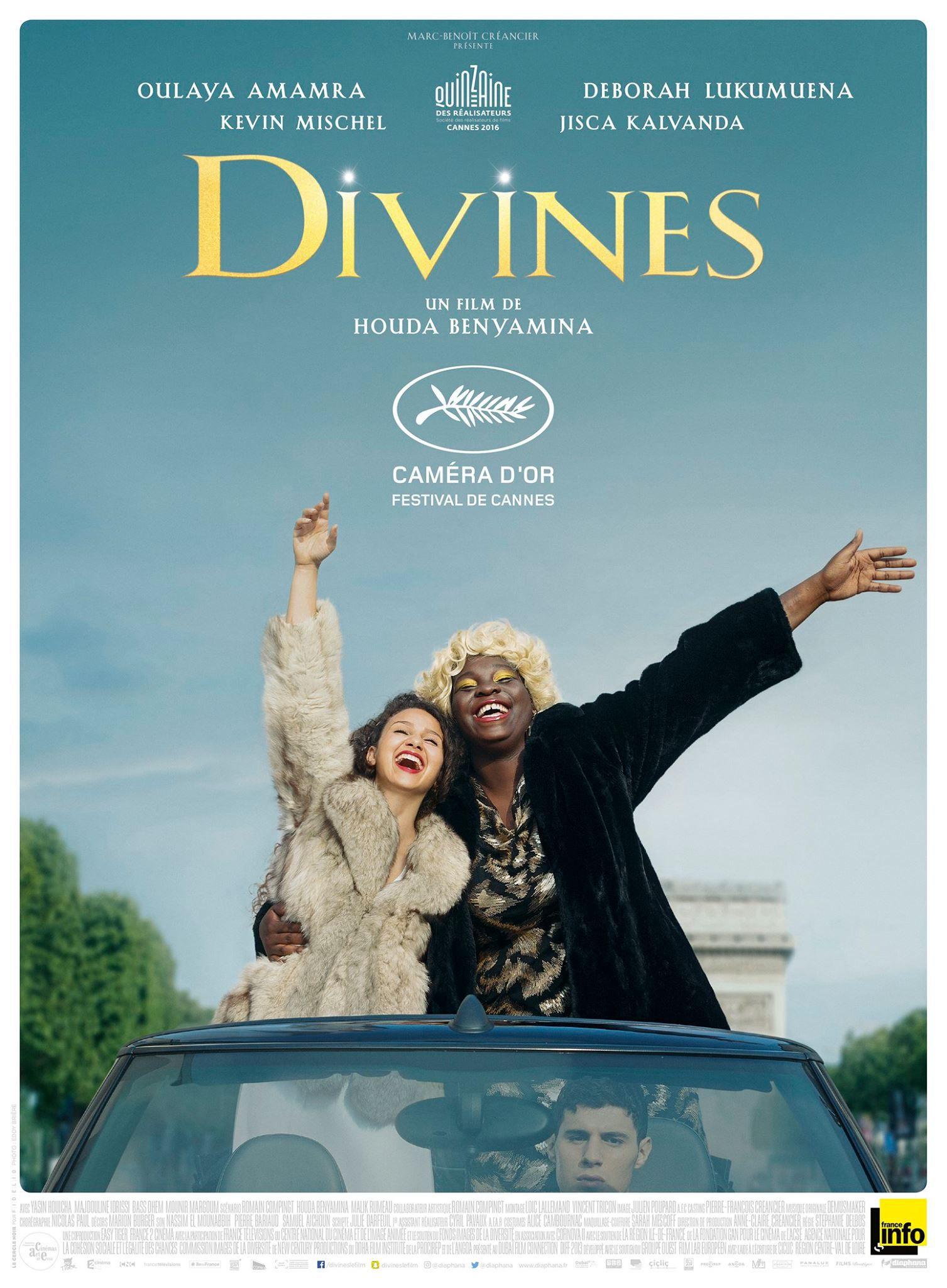 Divines - Film (2016)