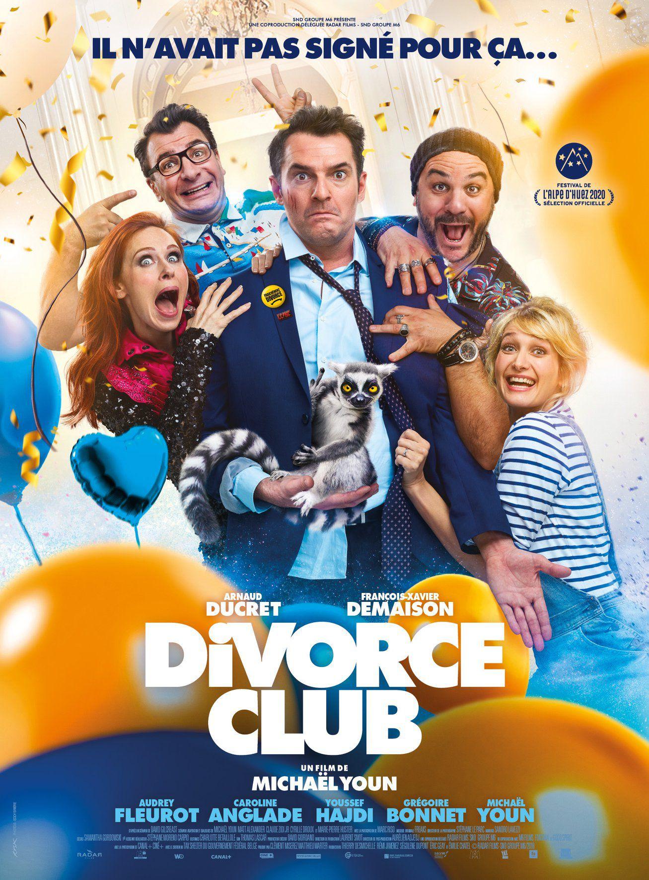 Divorce Club - Film (2020)