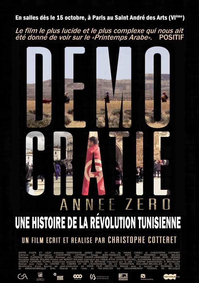 Démocratie Année Zéro - Documentaire (2014)