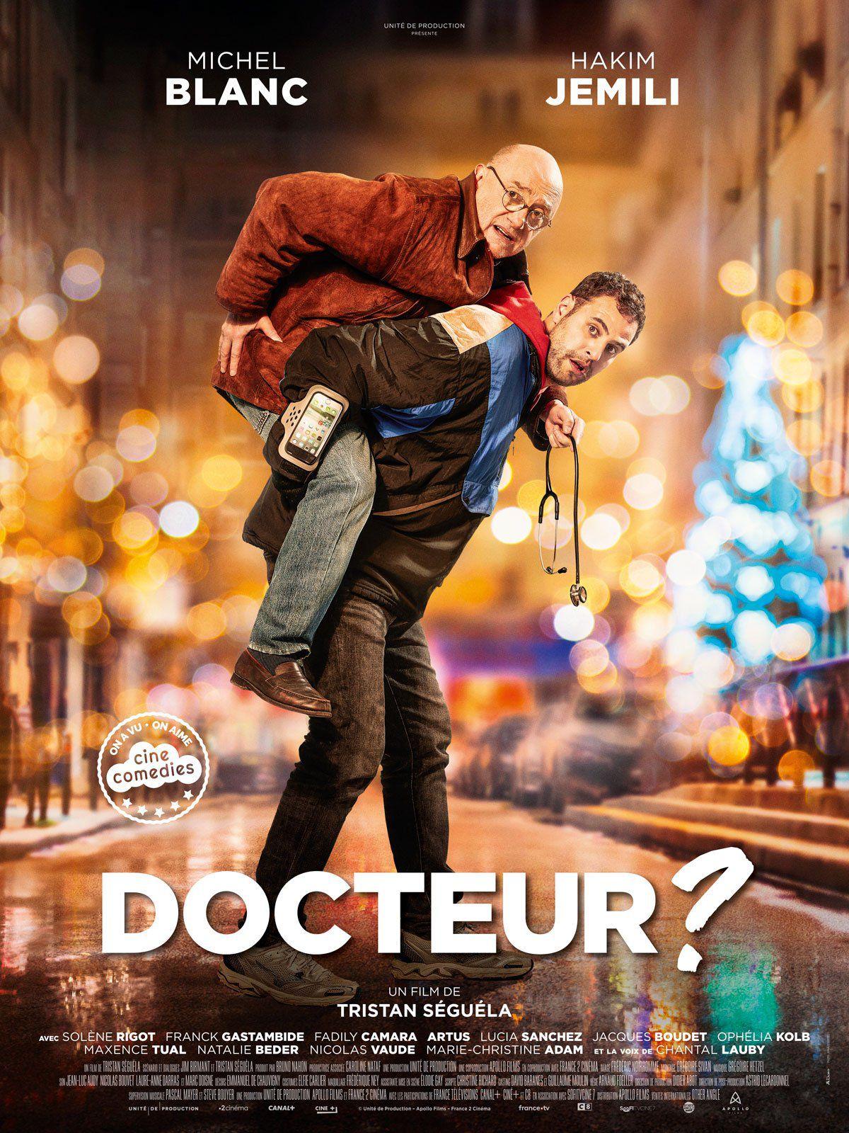 Docteur ? - Film (2019)