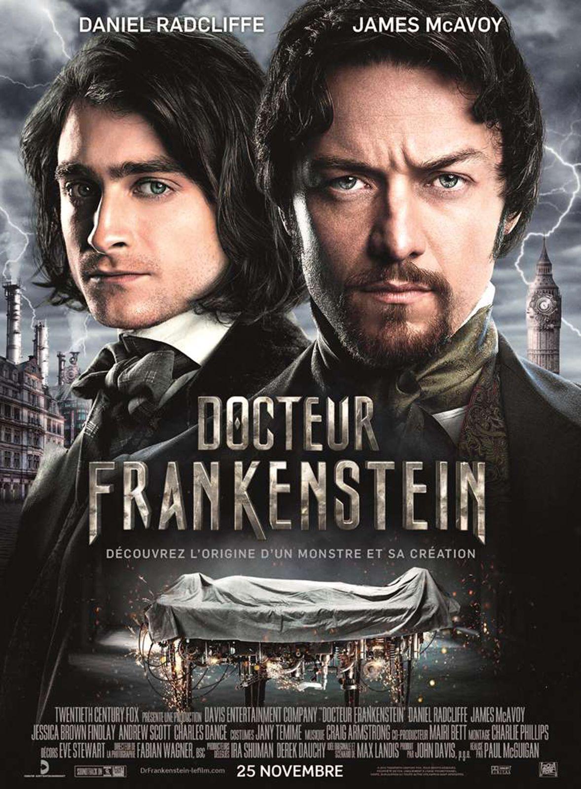 Docteur Frankenstein - Film (2015)