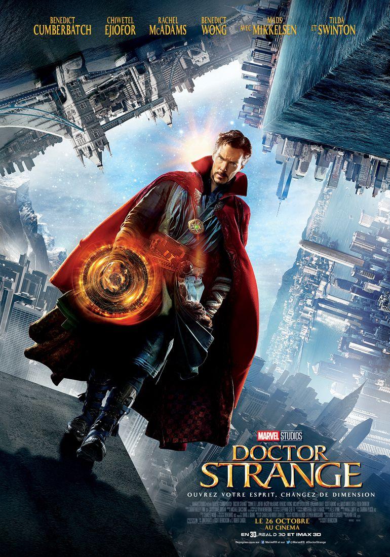 Doctor Strange - Film (2016)
