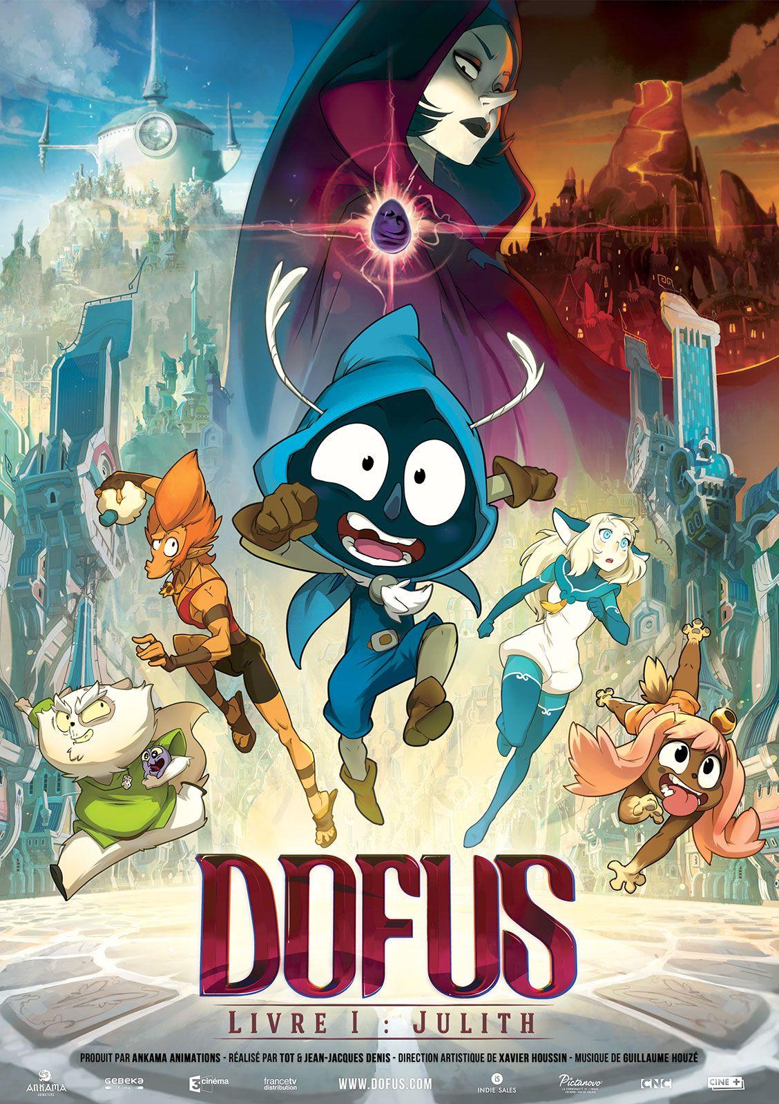 Dofus - Livre 1 : Julith - Long-métrage d'animation (2016)