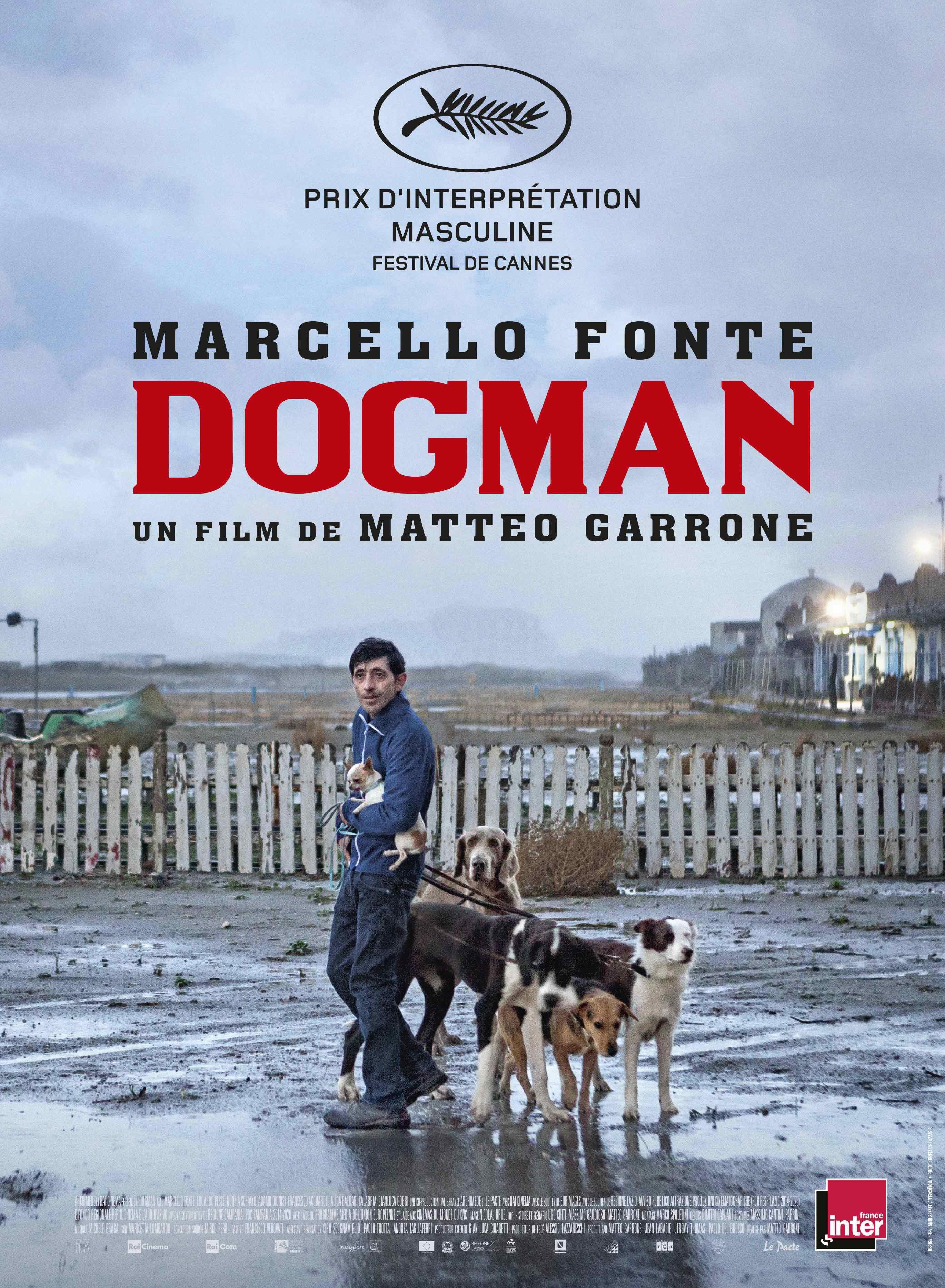 Dogman - Film (2018)