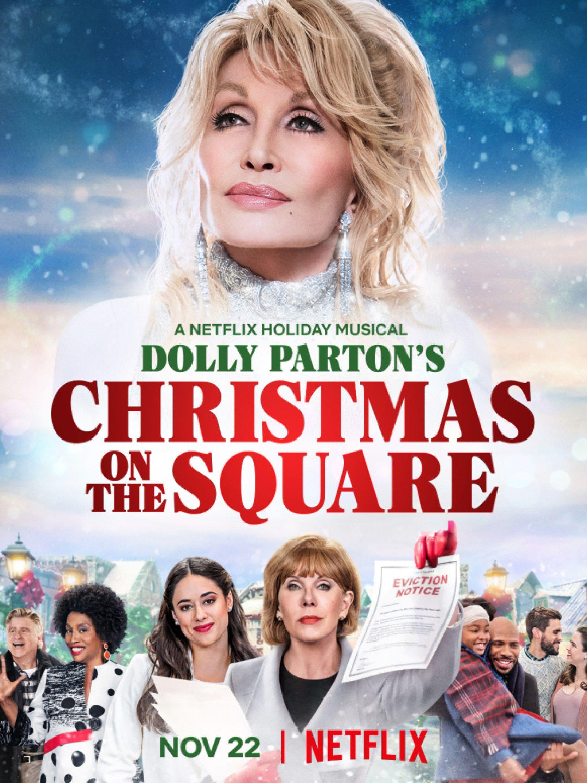 Dolly Parton: C'est Noël chez nous - Film (2020)
