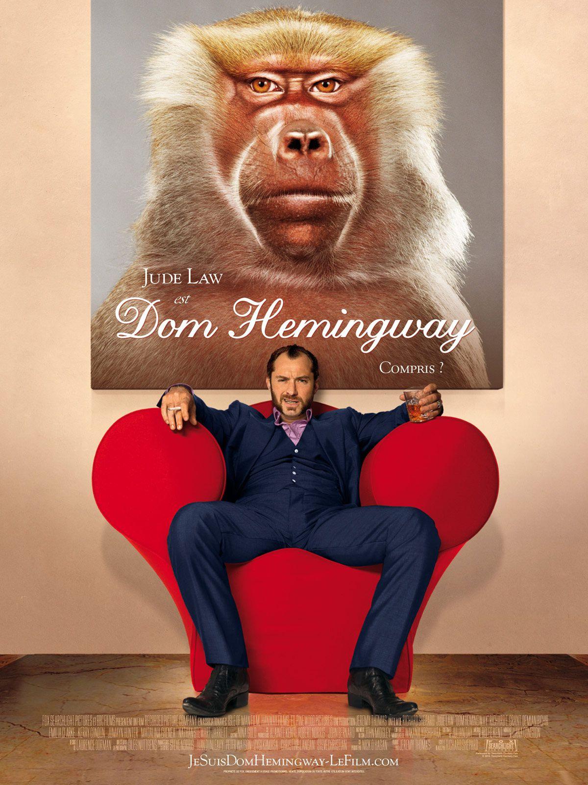 Dom Hemingway - Film (2014)