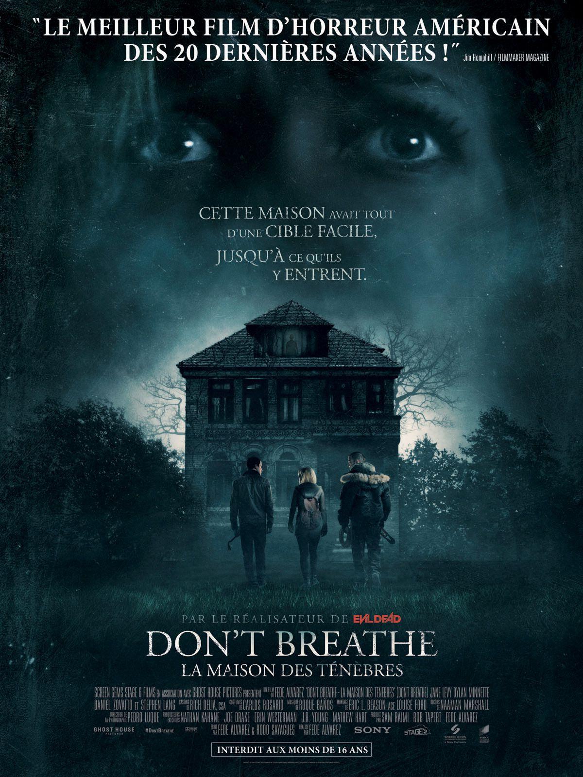 Don't Breathe - La Maison des ténèbres - Film (2016)