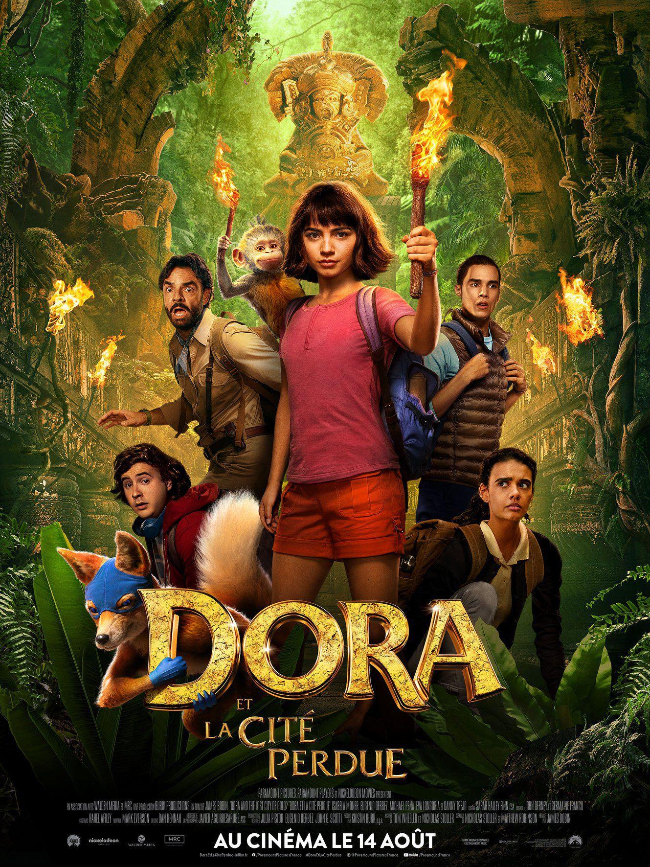 Dora et la Cité perdue - Film (2019)