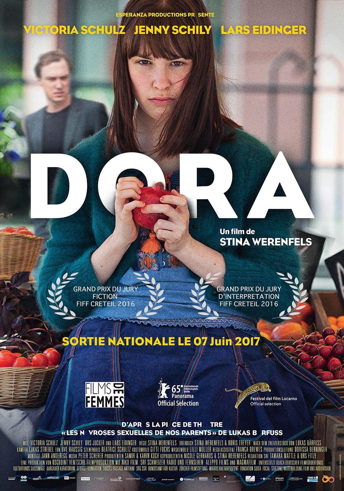 Dora ou les névroses sexuelles de nos parents - Film (2017)