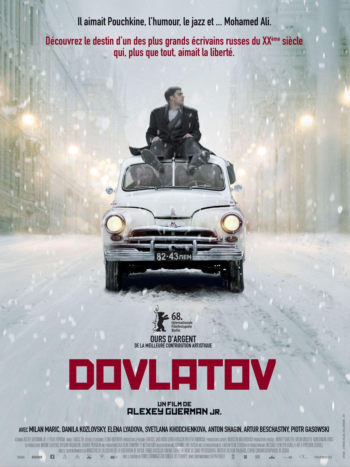 Dovlatov - Film (2018)